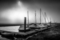 Hafen Tümlauer Koog