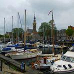 Hafen Veere