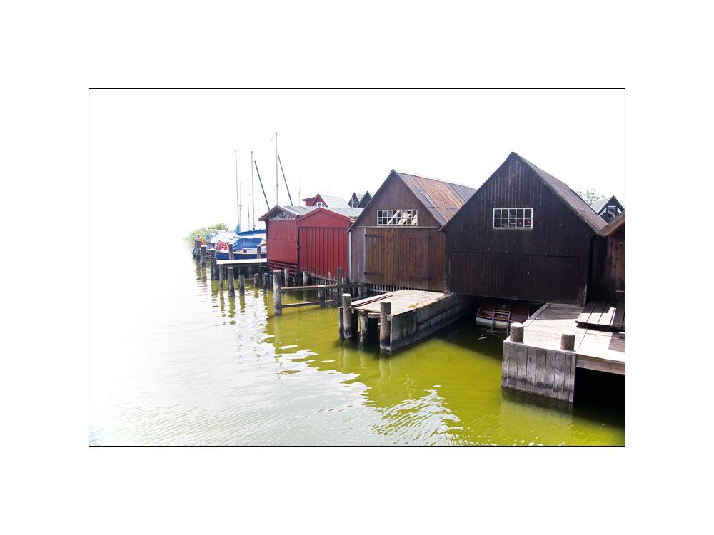 Hafen von Ahrenshoop