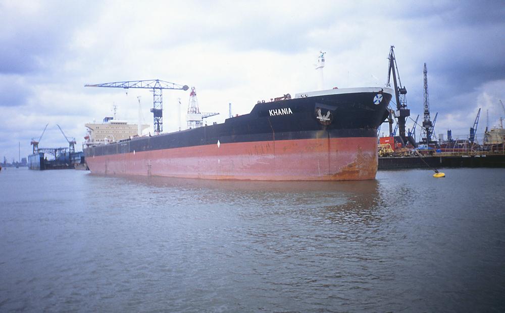 Hafen von Amsterdam (1993)