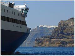 Hafen von Athiniós