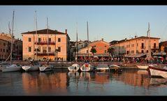 ~ Hafen von Bardolino ~