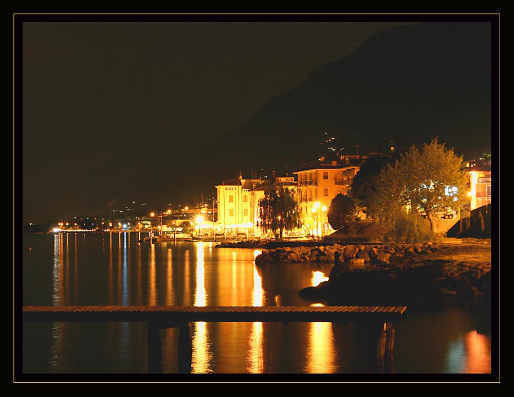 Hafen von Brenzone