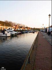 Hafen von Brielle (NL)