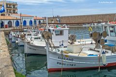 Hafen von Cala Ratjada