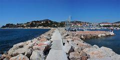 Hafen von Carquerianne II