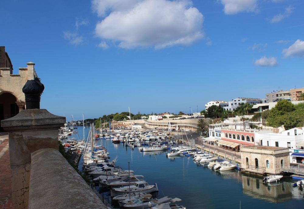 Hafen von Ciutadella
