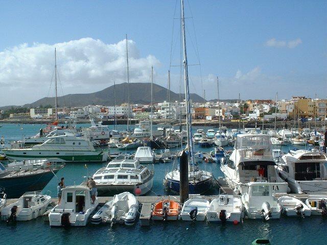 Hafen von Coralejo, Fuerteventura