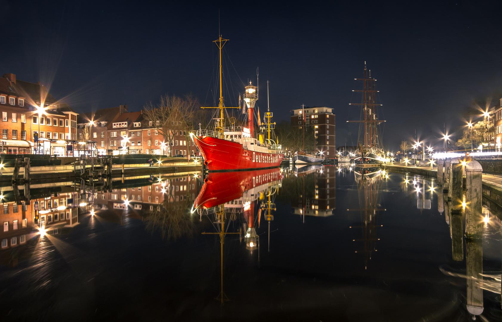 ... Hafen von Emden