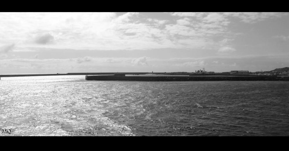 Hafen von Helgoland