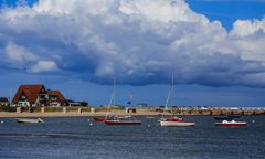 Hafen von Hohwacht