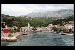 Hafen von Jablanac