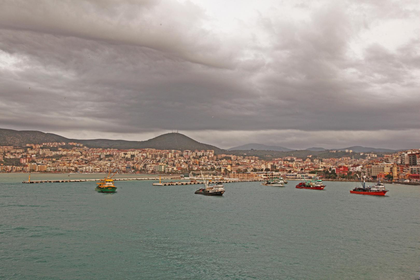 Hafen von Kusadasi