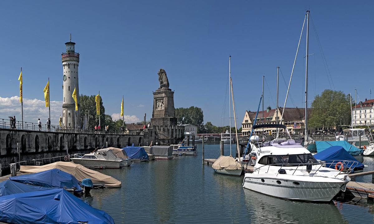 Hafen von Lindau