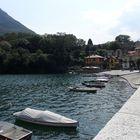 Hafen von Mergozzo