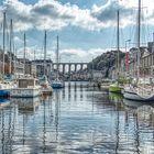 Hafen von Morlaix