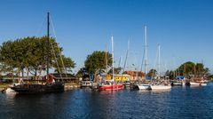 Hafen von Orth