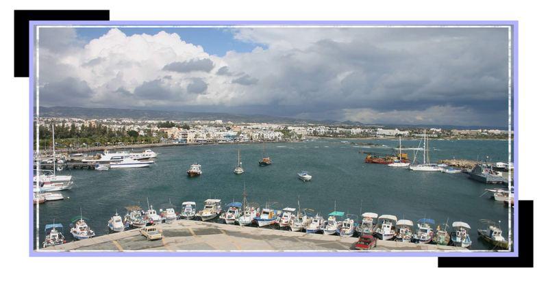 Hafen von Pafos