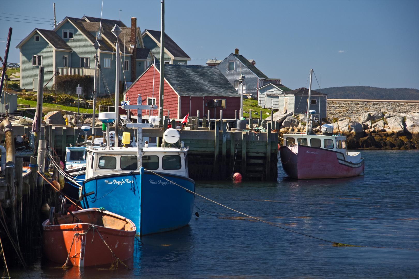 Hafen von Peggy´s Cove (2)