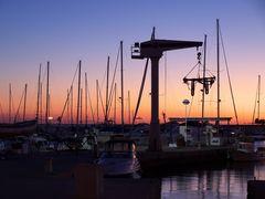 Hafen von Porec