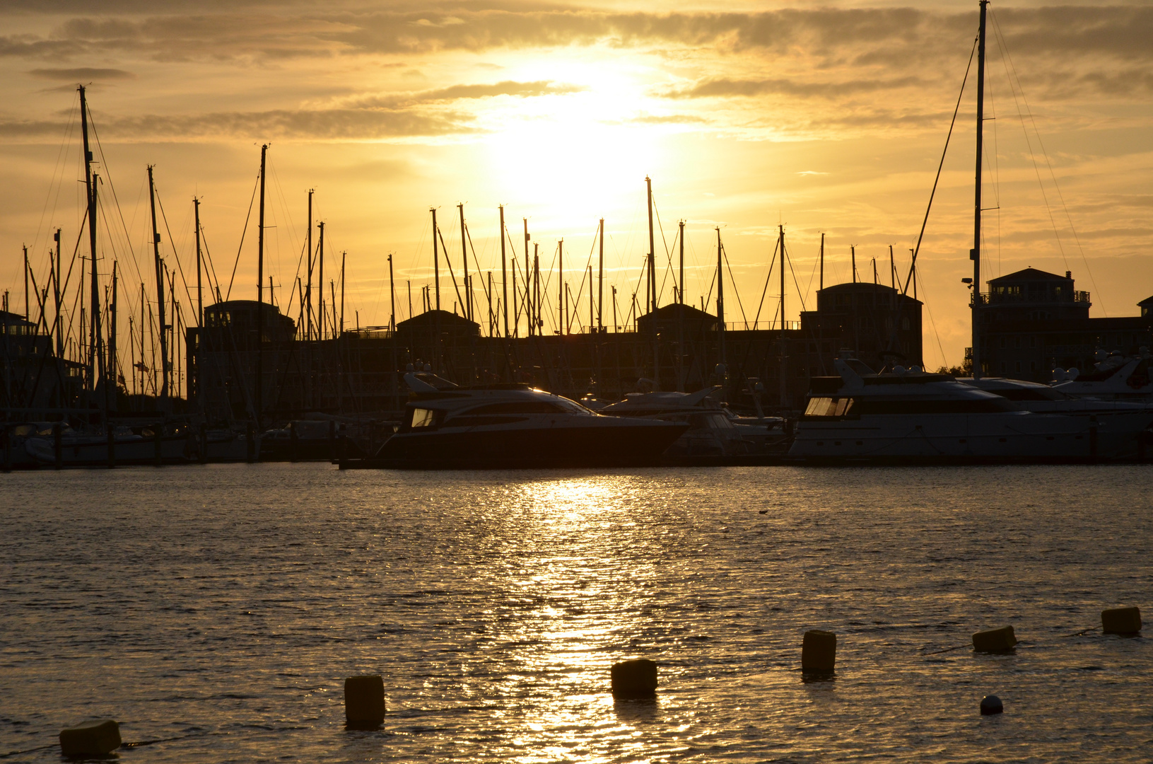 Hafen von Port Zelande