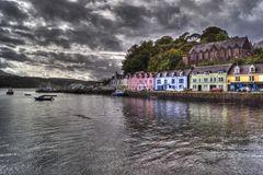 Hafen von Portree/Schottland
