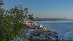 Hafen von Québec