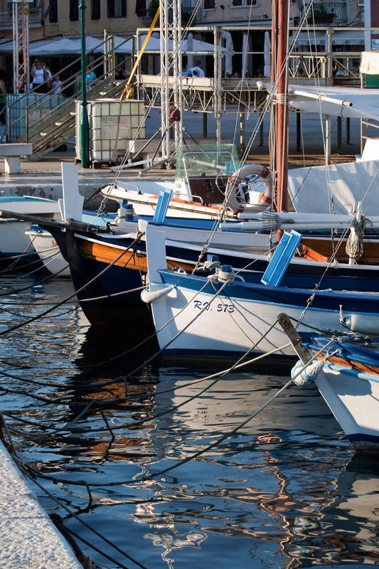 Hafen von Rovinj