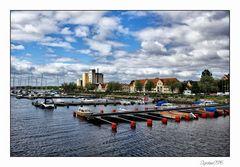 Hafen von Sölvesborg...