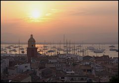 Hafen von St. Tropez