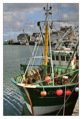 Hafen von St.-Vaast-La Houge ...