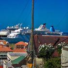 Hafen von St.Georges....Grenada