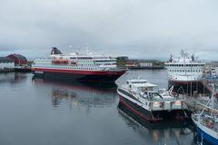 Hafen von Svolvär