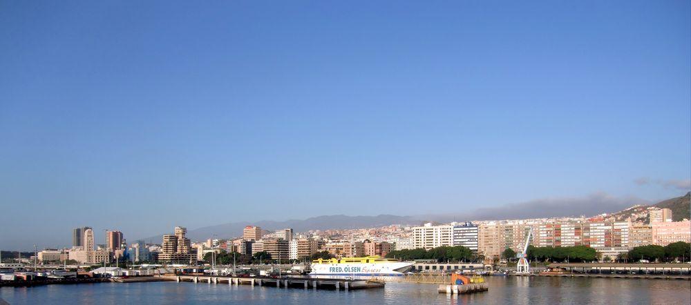 Hafen von Teneriffa (I)