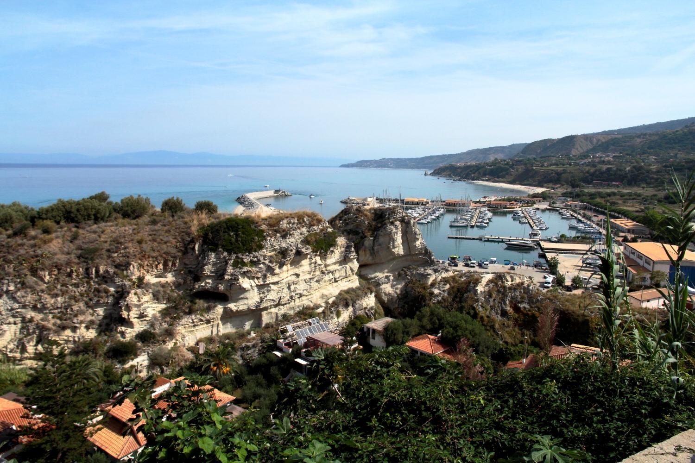 Hafen von Tropea