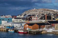 HAFEN von VARDÖ (Finnmark/NOR) - 2