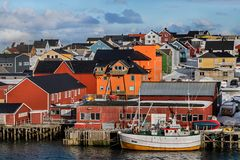 HAFEN von VARDÖ (Finnmark/NOR) - 3