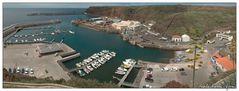 Hafen von Vila do Porto -2- (Santa Maria, Azoren)