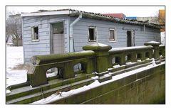 Hafen-WC am Schuppen 52   2003