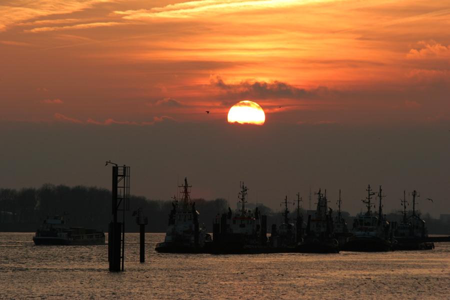 Hafenabend II