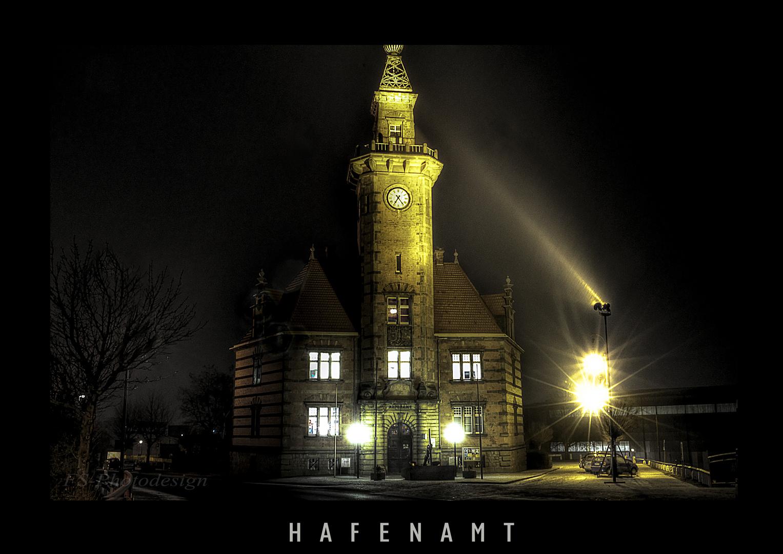 """""""Hafenamt"""""""