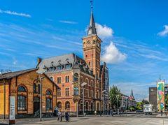 * Hafenamt Köln - Rheinauhafen *
