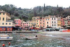 Hafenansicht von Portofino
