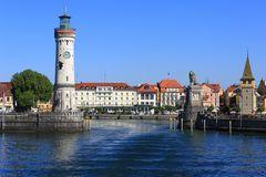 Hafenausfahrt Lindau