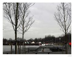 Hafenbecken Preußen Hafen