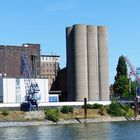 Hafenbetrieb - Duisburg Binnenhafen