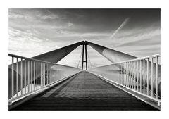 Hafenbrücke Düsseldorf