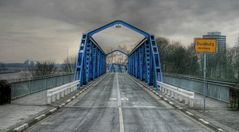 Hafenbrücke Homberg
