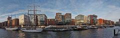 * HafenCity **