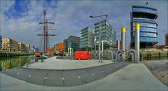 * HafenCity *